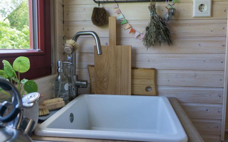 Umweltfreundlich Abwaschen