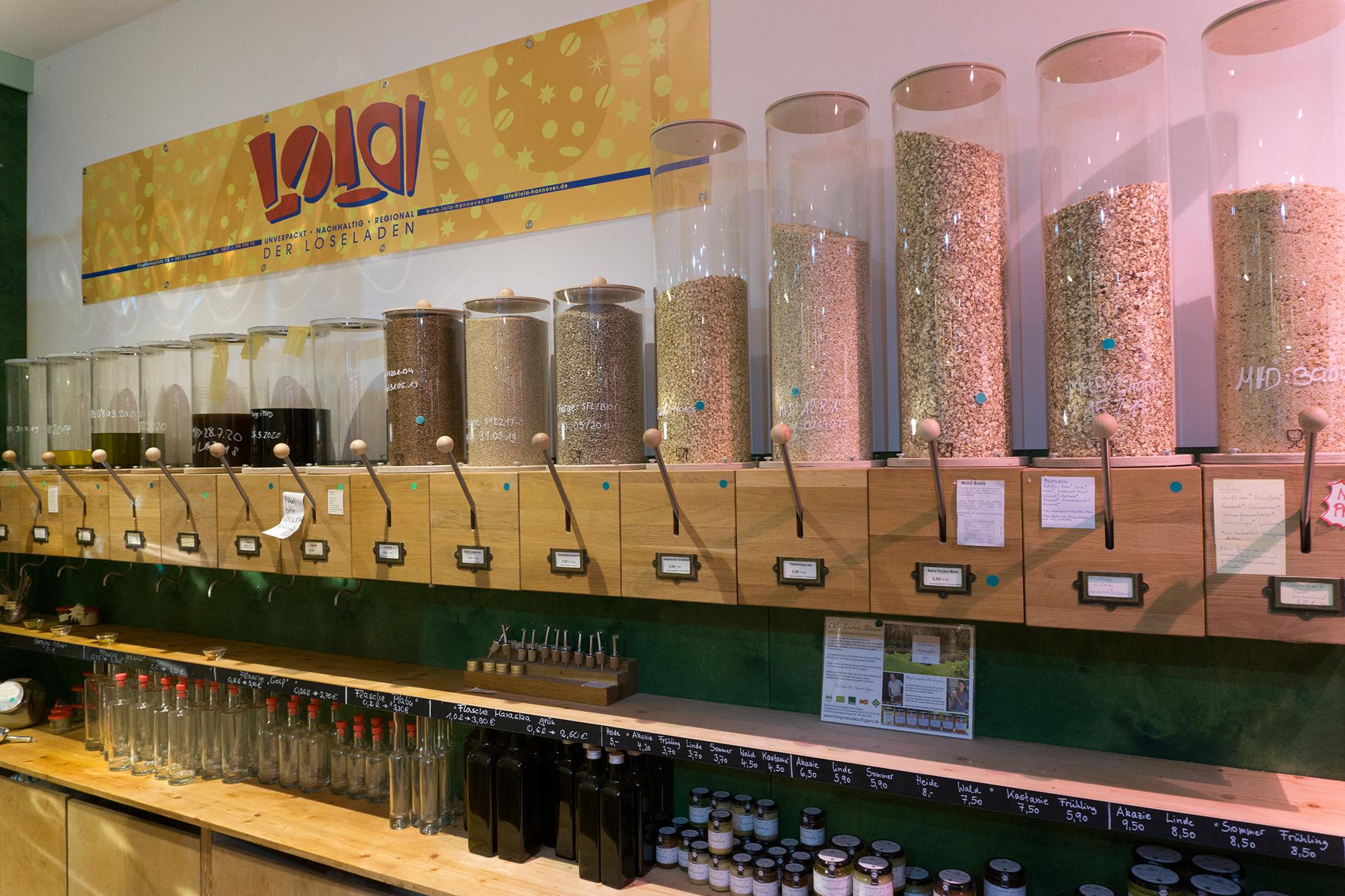 Unverpacktladen Hannover