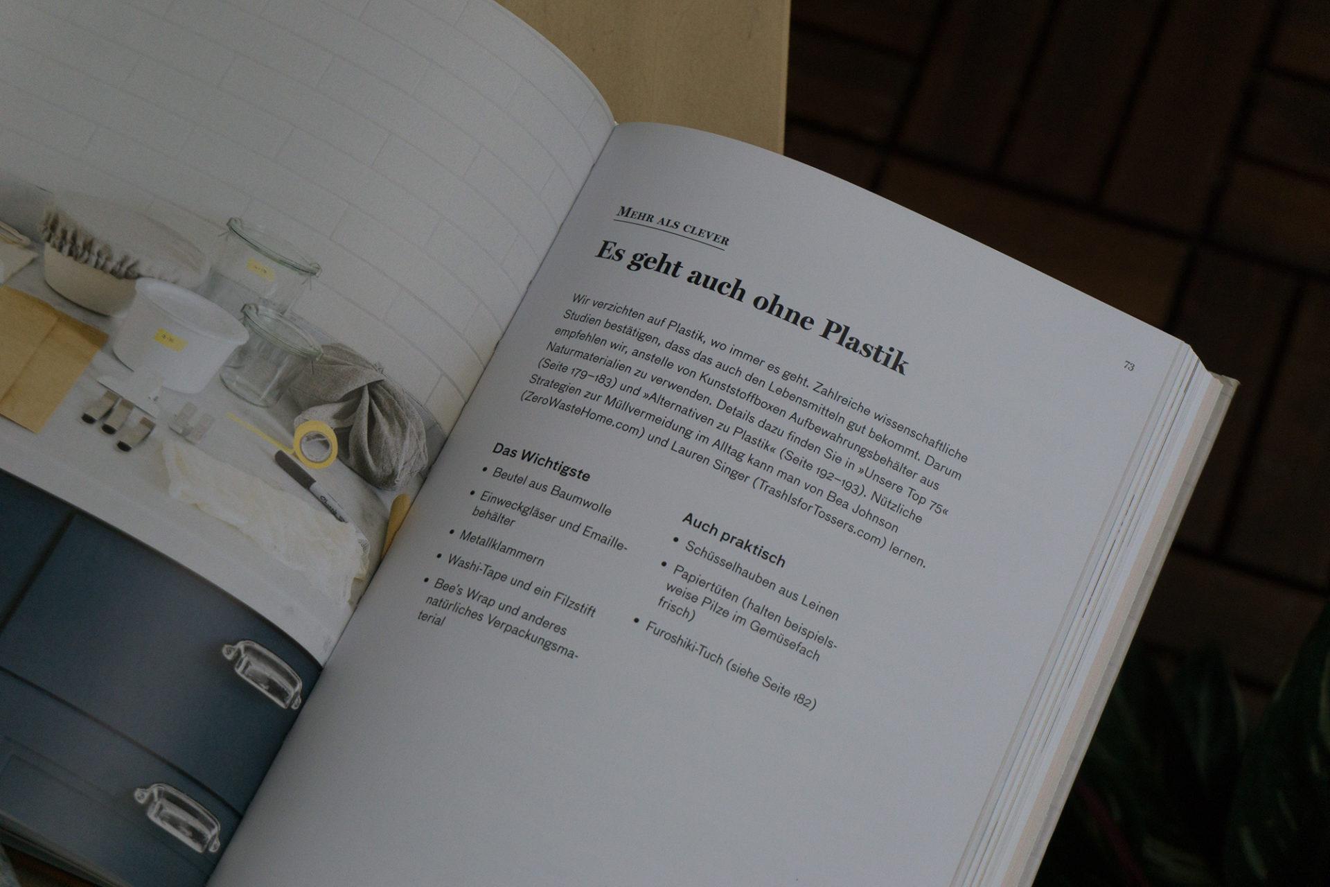 Buch In Ordnung