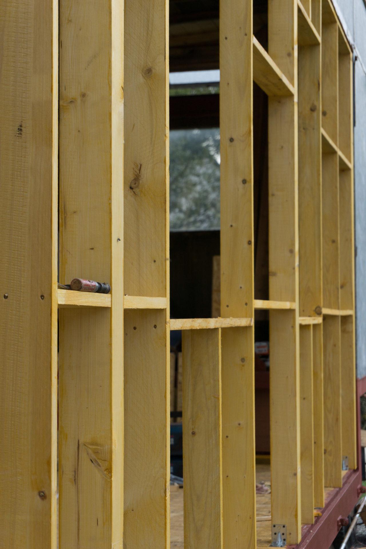 Tiny House Baubericht
