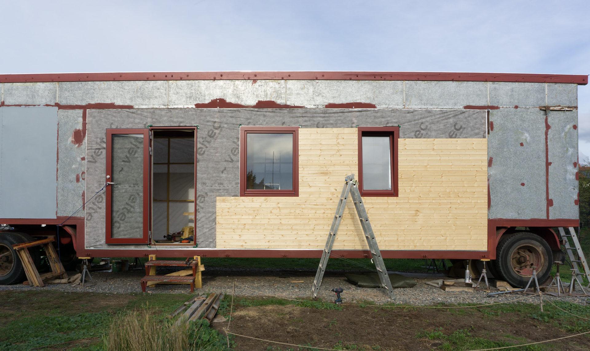 Tiny House Bauanleitung