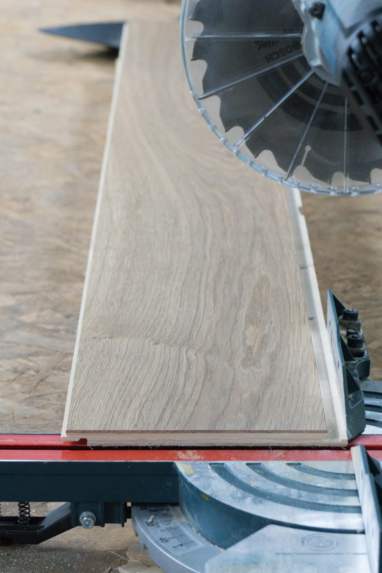 Umweltfreundlicher Fußboden Holz