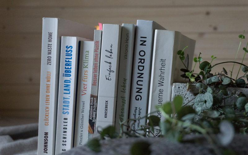 Nachhaltigkeit Bücher