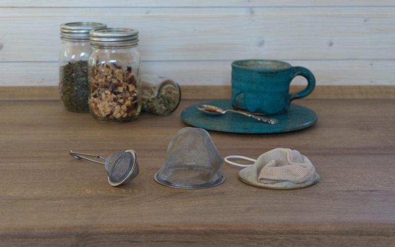Plastikfrei Tee kochen