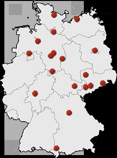 Unverpacktläden in Deutschland