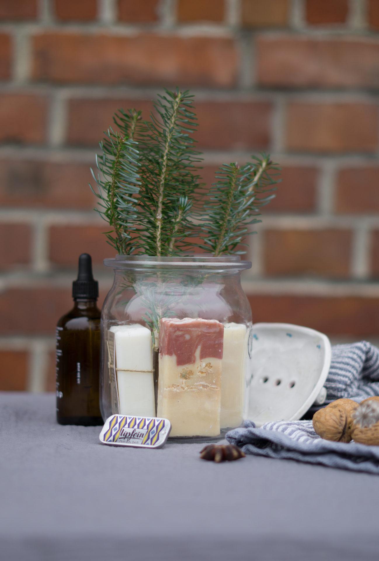 Nachhaltige Geschenke Naturkosmetik