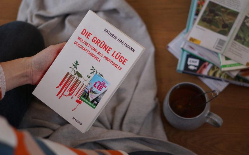 Die Grüne Lüge Buch