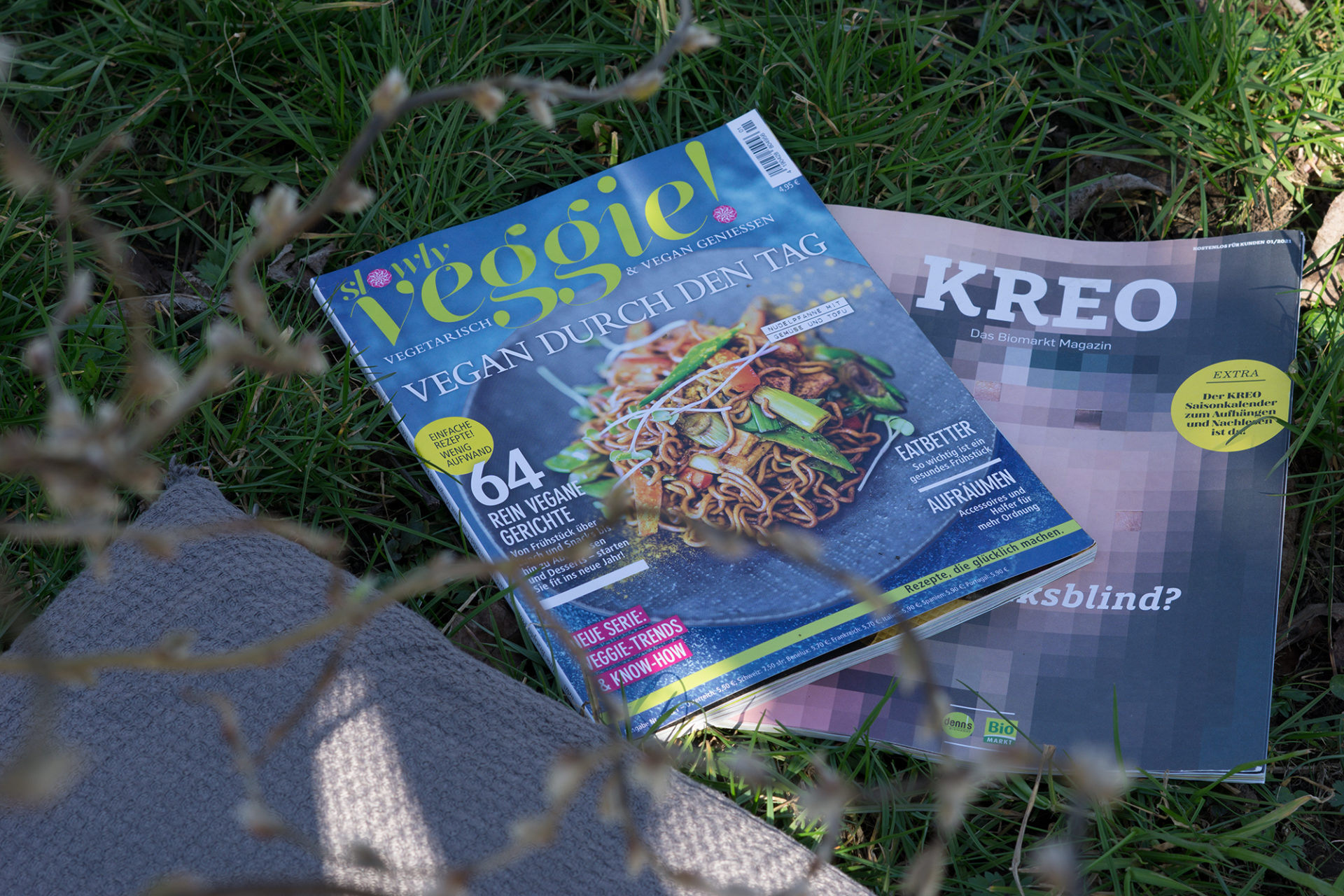 Vegan Leben Zeitschrift