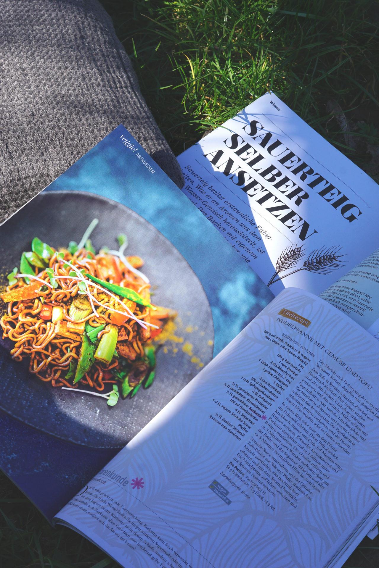 Vegane Magazine