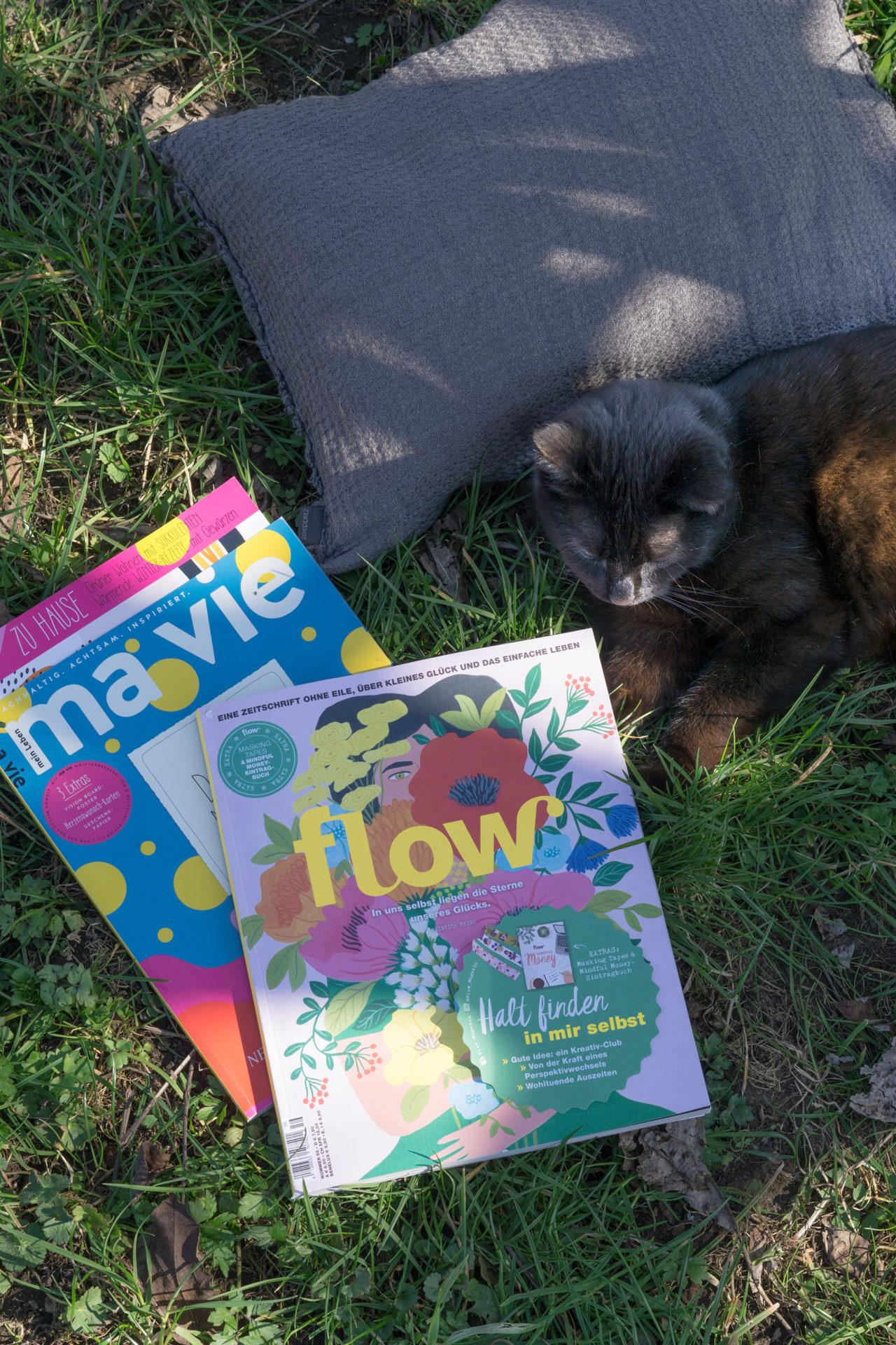 Flow Magazin -Achtsamkeit und Nachhaltigkeit